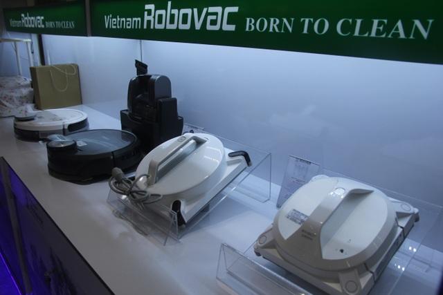 Robot hút bụi lau nhà thông minh - Ecovacs Robotics - 9