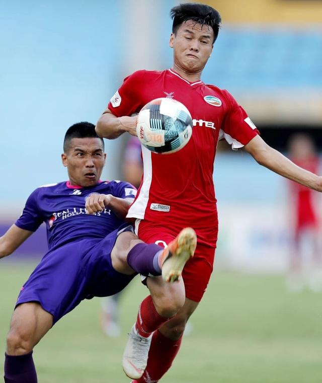 Sài Gòn FC khó giữ ngôi vô địch giai đoạn 1 V-League 2020 - 2