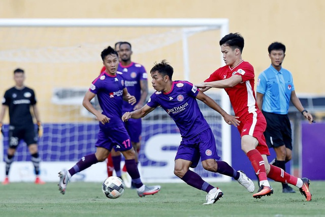 Hai Long, Bửu Ngọc vào nhóm những phát hiện lớn nhất V-League 2020 - 2