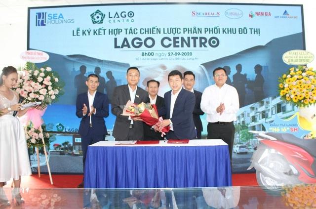 """SeaHoldings tiếp tục """"tung"""" ra thị trường những sản phẩm khu đô thị Lago Centro - 3"""