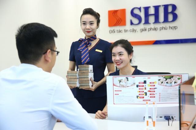 SHB tiếp sức cho các doanh nghiệp siêu nhỏ - 1