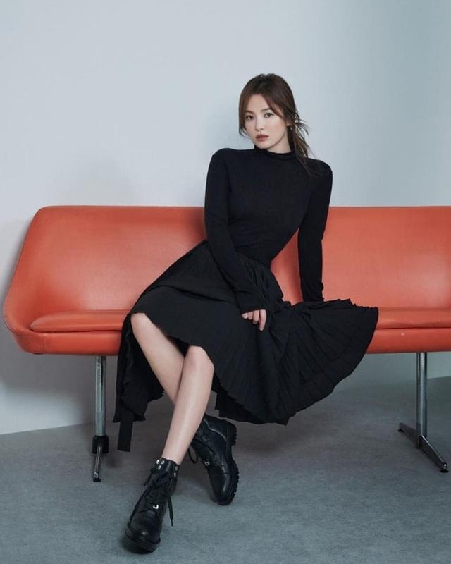 """Song Hye Kyo - Mỹ nhân bị quy luật lão hoá """"bỏ quên"""" - 12"""