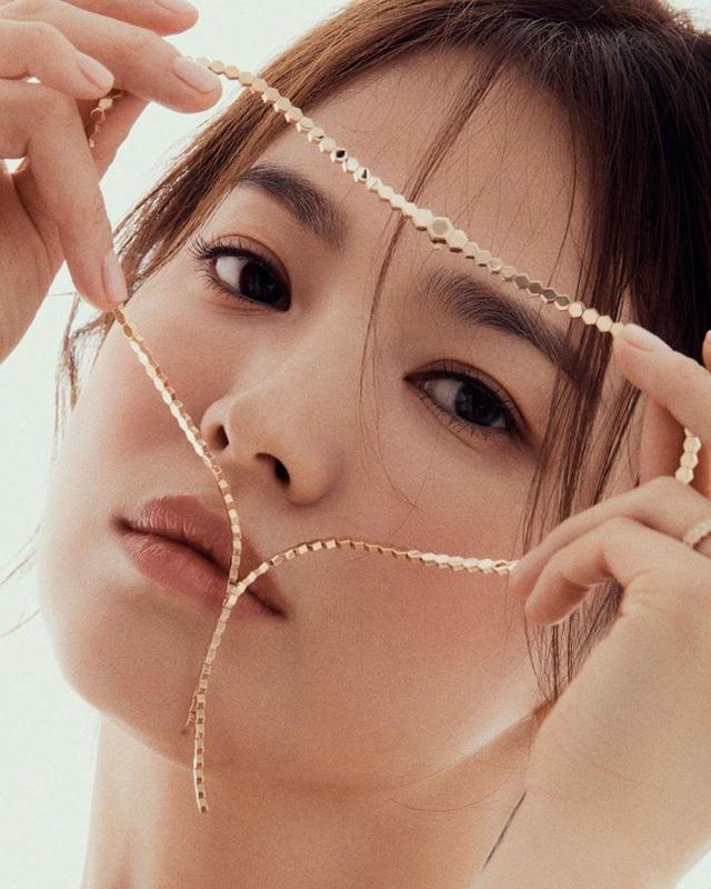 """Song Hye Kyo - Mỹ nhân bị quy luật lão hoá """"bỏ quên"""" - 1"""