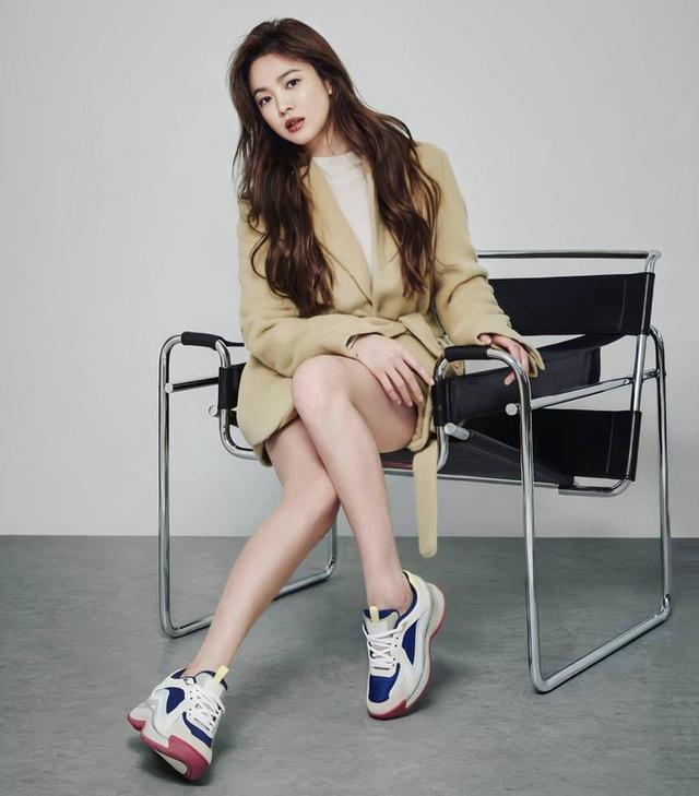 """Song Hye Kyo - Mỹ nhân bị quy luật lão hoá """"bỏ quên"""" - 8"""