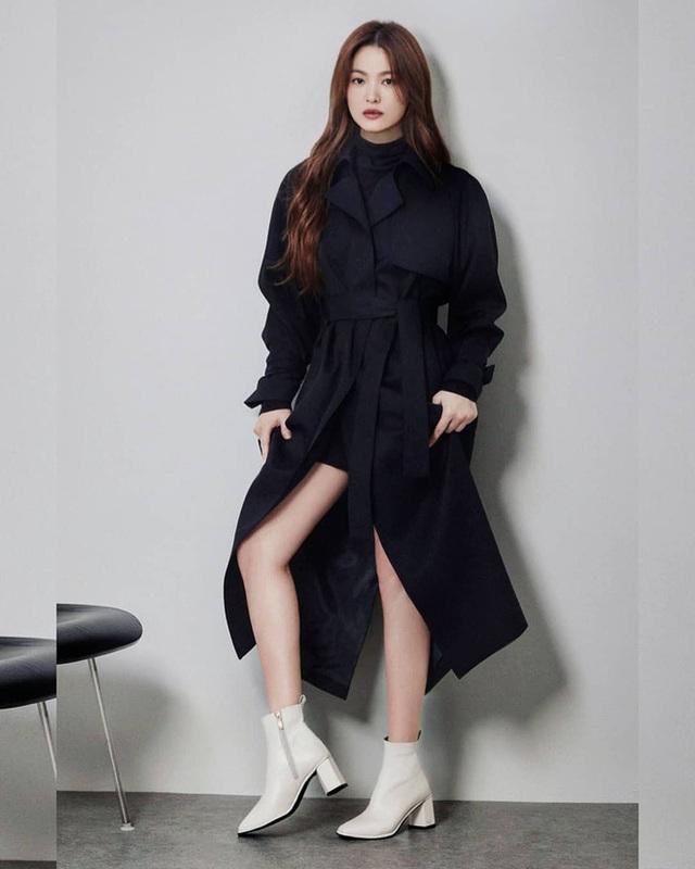"""Song Hye Kyo - Mỹ nhân bị quy luật lão hoá """"bỏ quên"""" - 9"""