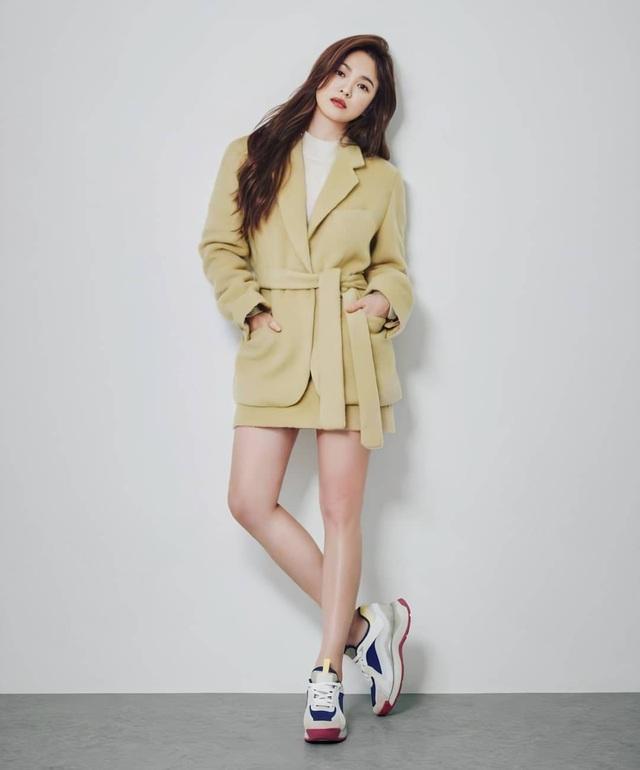 """Song Hye Kyo - Mỹ nhân bị quy luật lão hoá """"bỏ quên"""" - 16"""