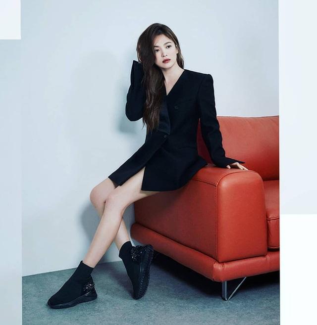 """Song Hye Kyo - Mỹ nhân bị quy luật lão hoá """"bỏ quên"""" - 7"""