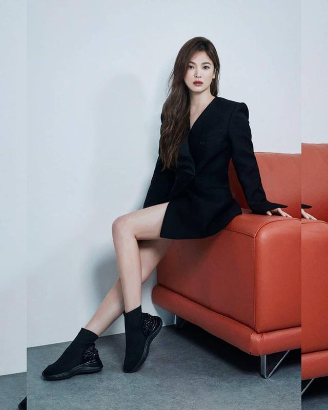 """Song Hye Kyo - Mỹ nhân bị quy luật lão hoá """"bỏ quên"""" - 6"""
