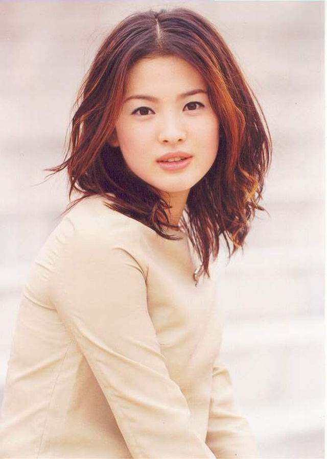 """Song Hye Kyo - Mỹ nhân bị quy luật lão hoá """"bỏ quên"""" - 2"""