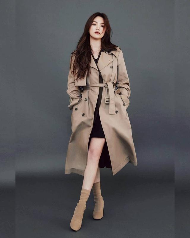 """Song Hye Kyo - Mỹ nhân bị quy luật lão hoá """"bỏ quên"""" - 15"""