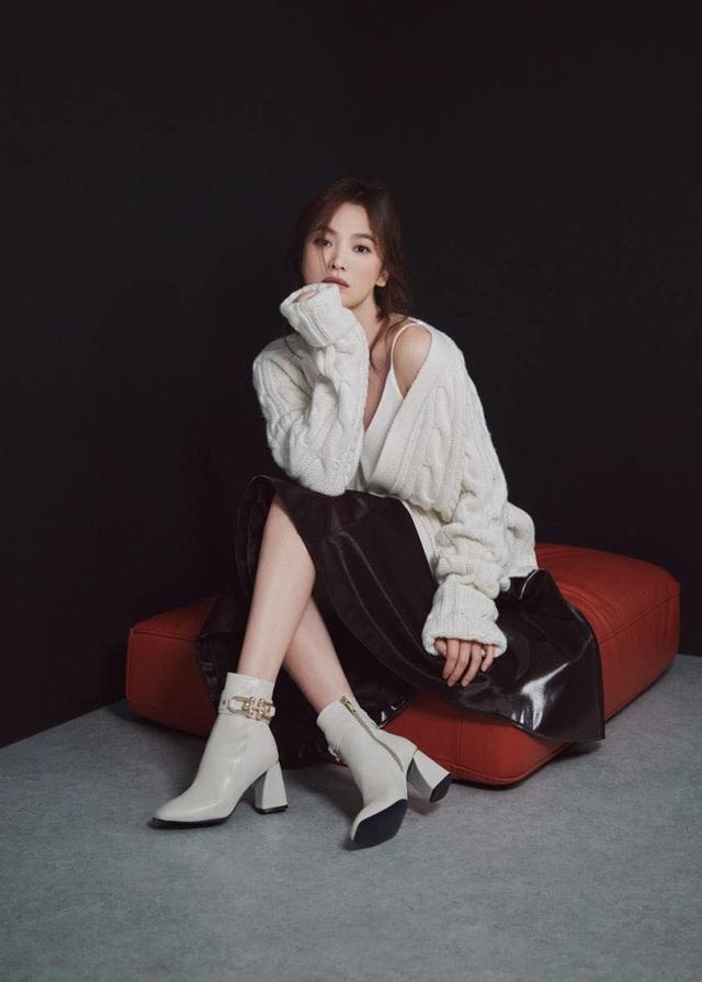 """Song Hye Kyo - Mỹ nhân bị quy luật lão hoá """"bỏ quên"""" - 14"""