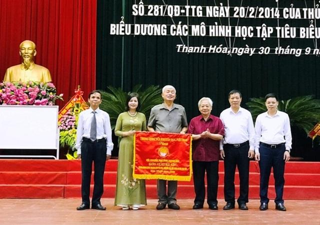 Quỹ khuyến học Thanh Hóa đạt hơn 367 tỷ đồng - 4