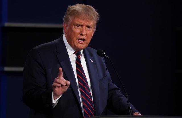 Chiến dịch của ông Trump chuẩn bị hành động pháp lý tại Arizona và Nevada - 1