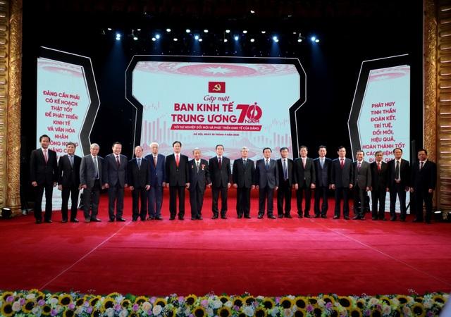 Ban Kinh tế trung ương phải là trung tâm tập hợp trí tuệ của Đảng, đất nước - 3