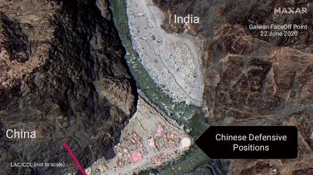Ấn Độ bác bỏ định nghĩa về đường LAC năm 1959 của Trung Quốc - 1