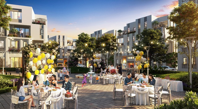 Biệt thự The Manor Central Park - Không gian lý tưởng cho cuộc sống thượng lưu - 1