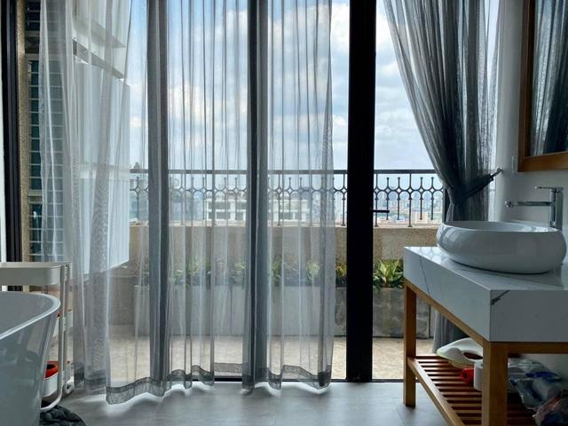 Choáng ngợp penthouse 400m2 ở Hà Nội, có thể đạp xe vòng quanh nhà - 7