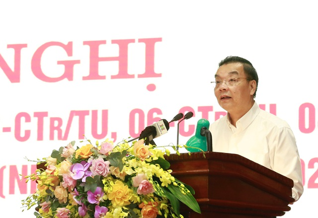 Ông Chu Ngọc Anh: Kinh tế tri thức của Thủ đô chưa phát triển mạnh - 1