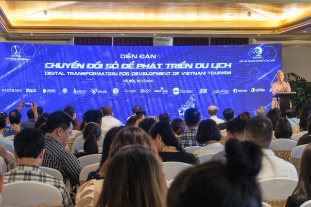 Du lịch Việt thời Covid-19: Chuyển đổi số để thoát đại dịch - 1