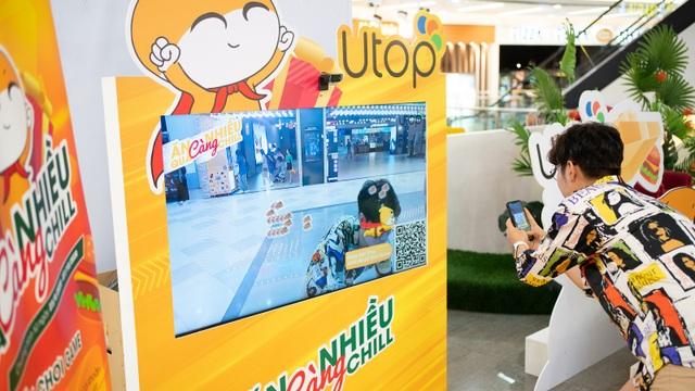 Vạn Hạnh Mall và Utop cung cấp giải pháp kết nối khách hàng - 2