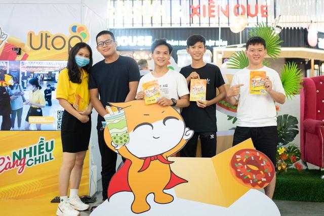 Vạn Hạnh Mall và Utop cung cấp giải pháp kết nối khách hàng - 3