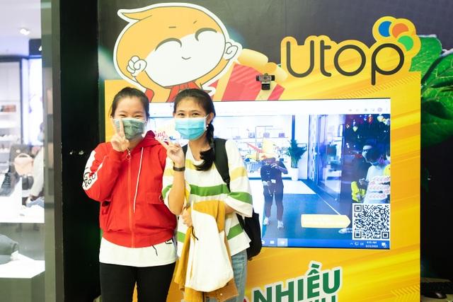 Vạn Hạnh Mall và Utop cung cấp giải pháp kết nối khách hàng - 4