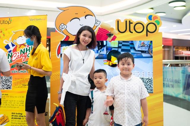 Vạn Hạnh Mall và Utop cung cấp giải pháp kết nối khách hàng - 5