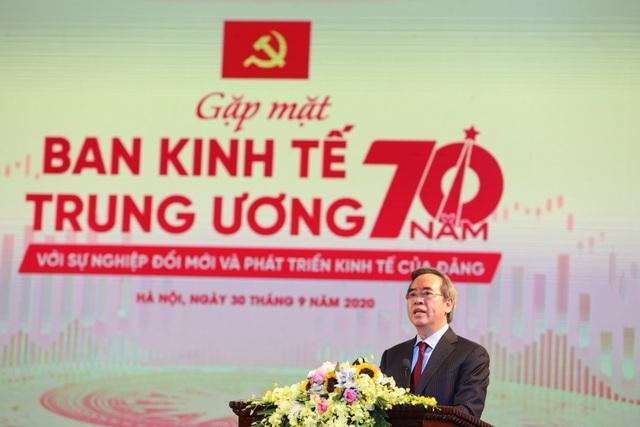 Ban Kinh tế trung ương phải là trung tâm tập hợp trí tuệ của Đảng, đất nước - 2