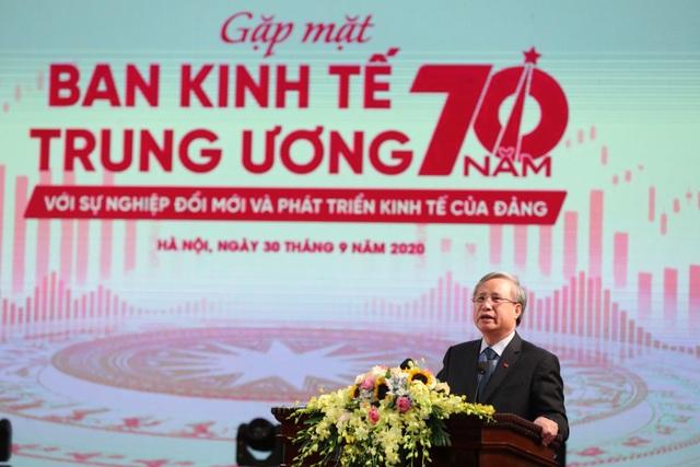 Ban Kinh tế trung ương phải là trung tâm tập hợp trí tuệ của Đảng, đất nước - 1