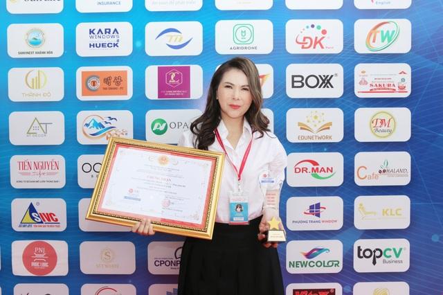 Sơn ĐK đạt danh hiệu Top 10 Thương hiệu hàng đầu Việt Nam 2020 - 4