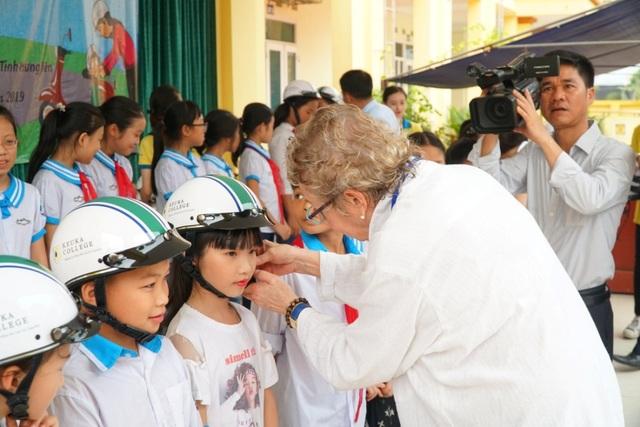 Trường đại học Việt coi trọng giáo dục ý thức cộng đồng - 1