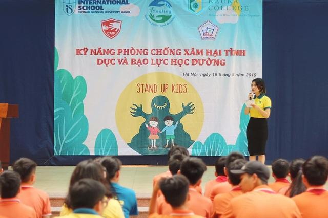 Trường đại học Việt coi trọng giáo dục ý thức cộng đồng - 2