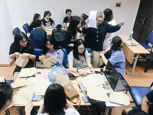 Trường đại học Việt coi trọng giáo dục ý thức cộng đồng - 3