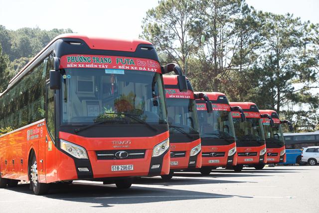 Hành trình 20 năm vận tải hành khách của hãng xe Phương Trang | Báo Dân trí