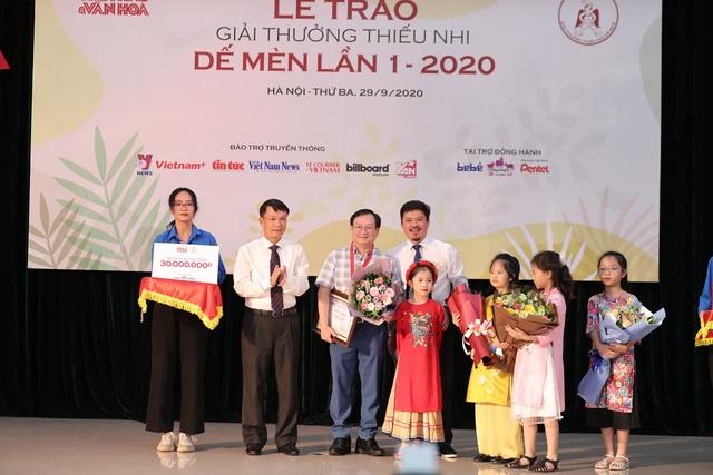 Nhà thơ Nguyễn Quang Thiều từ chối nhận giải Dế Mèn - 3