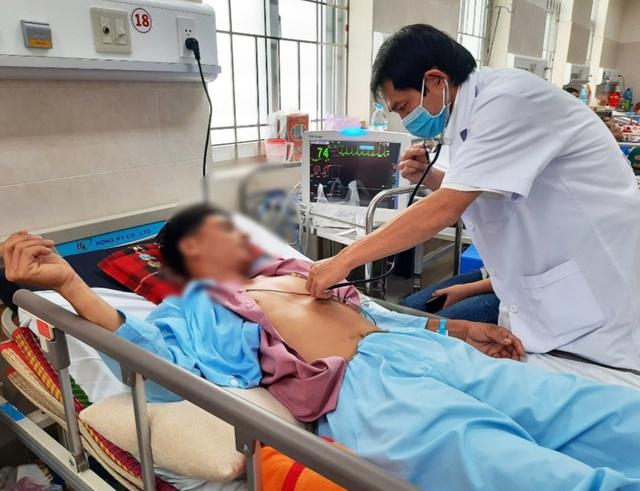 Nhiều bệnh nhân nhồi máu cơ tim cấp thoát tử thần nhờ can thiệp tim mạch - 1