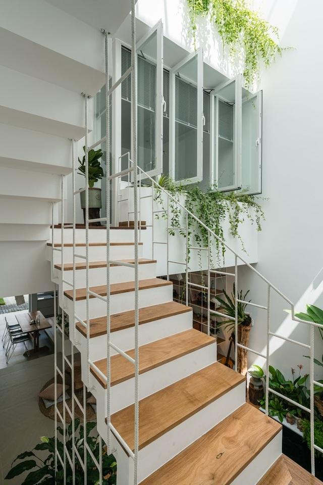 Ngôi nhà có không gian như công viên cây xanh ở ngoại ô Đà Nẵng - 15