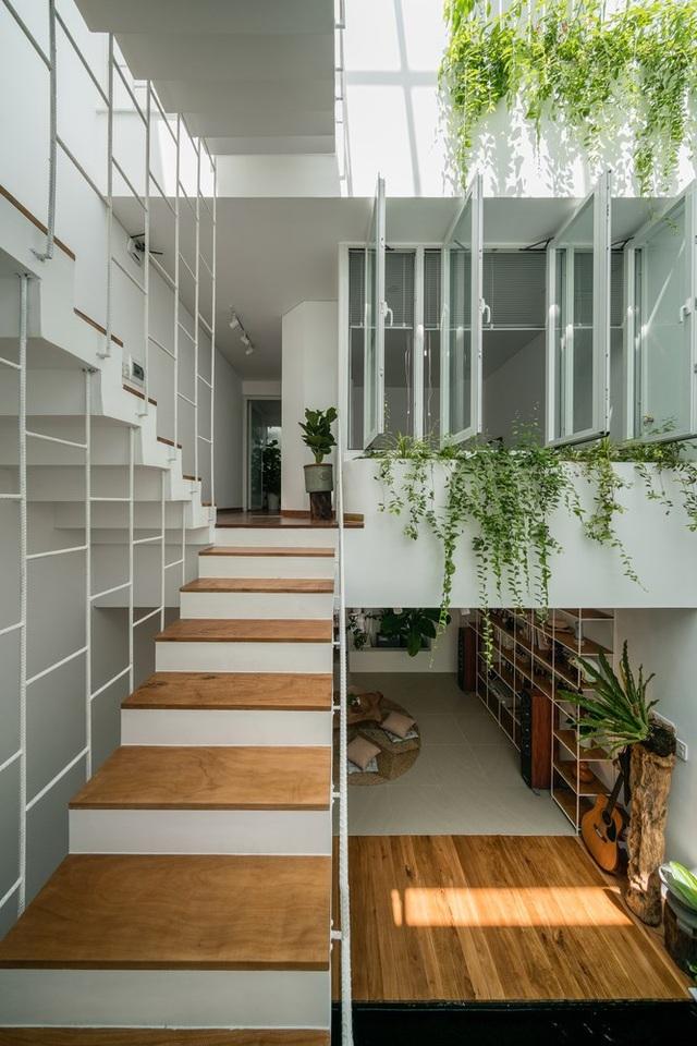 Ngôi nhà có không gian như công viên cây xanh ở ngoại ô Đà Nẵng - 10