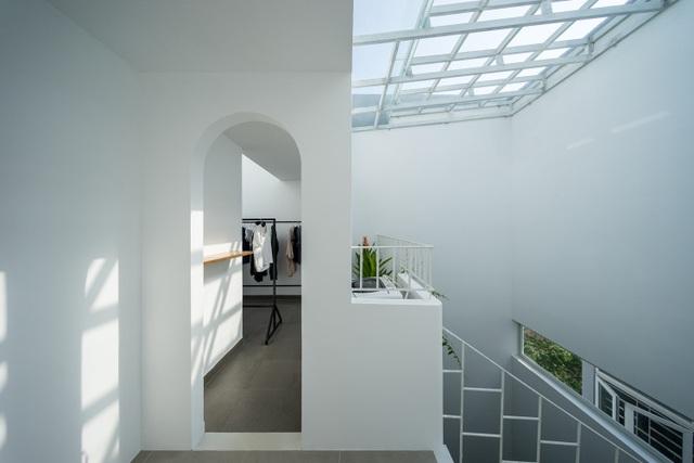 Ngôi nhà có không gian như công viên cây xanh ở ngoại ô Đà Nẵng - 5