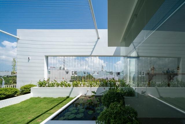 Ngôi nhà có không gian như công viên cây xanh ở ngoại ô Đà Nẵng - 11