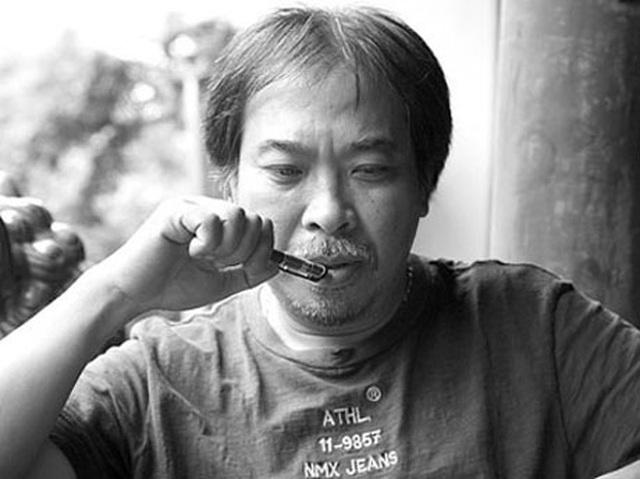 Nhà thơ Nguyễn Quang Thiều từ chối nhận giải Dế Mèn - 1
