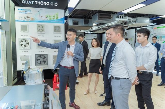 Panasonic Việt Nam tiếp tục thực hiện chương trình Học bổng dành cho sinh viên ngành Nhiệt lạnh - 2