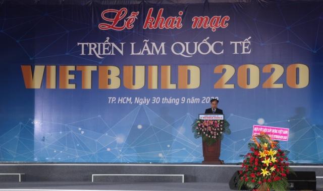 Triển lãm Vietbuild TP.HCM năm 2020 quy mô gần 1.500 gian hàng - 1