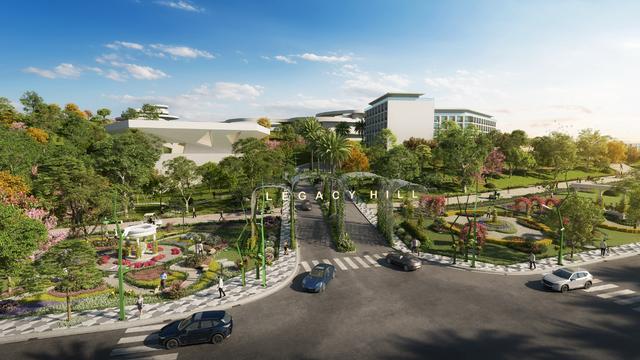 Ra mắt phân khu được mong chờ nhất của dự án Legacy Hill Hòa Bình - 1