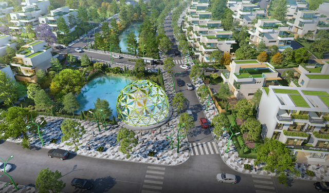 Ra mắt phân khu được mong chờ nhất của dự án Legacy Hill Hòa Bình - 2