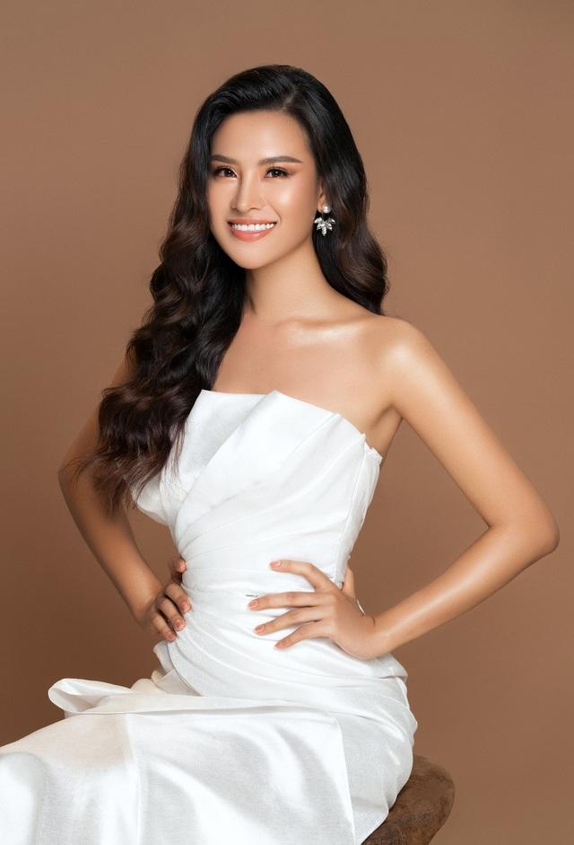 Thái Thị Hoa đại diện Việt Nam thi Hoa hậu Trái Đất 2020 - 3