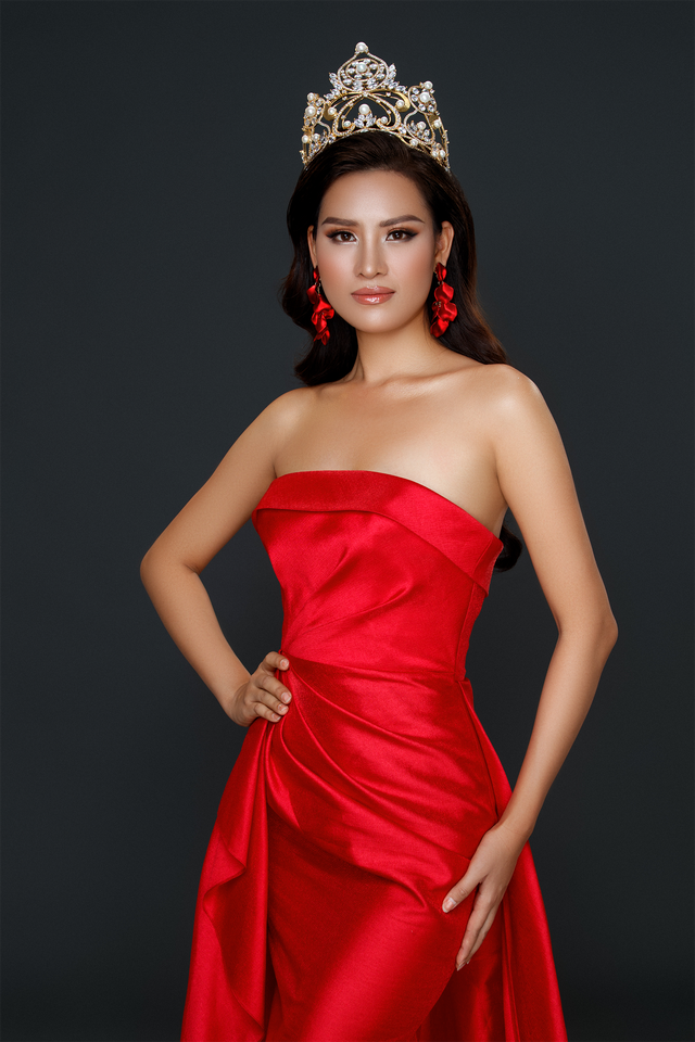 Thái Thị Hoa đại diện Việt Nam thi Hoa hậu Trái Đất 2020 - 6