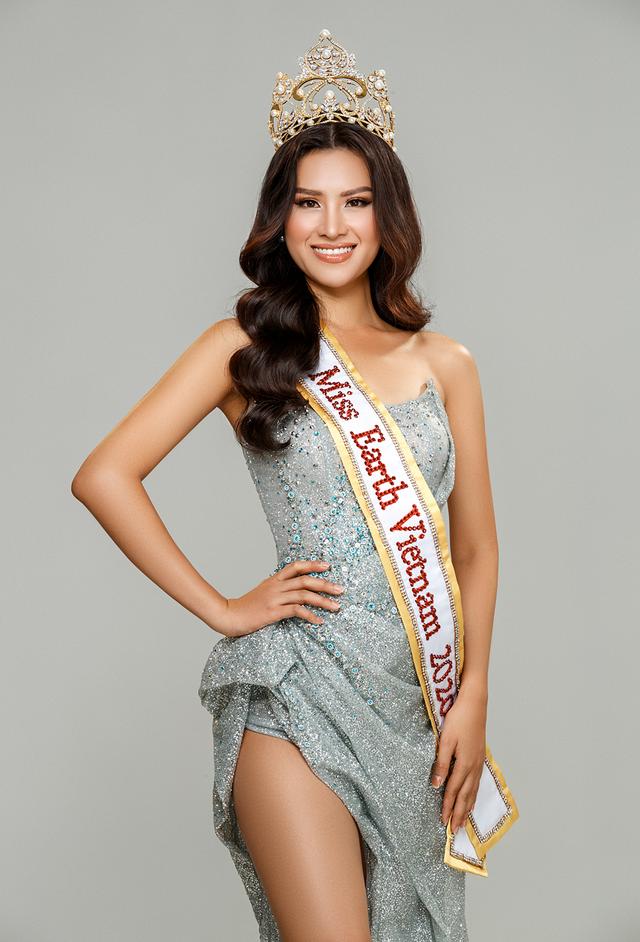 Thái Thị Hoa đại diện Việt Nam thi Hoa hậu Trái Đất 2020 - 1