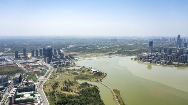 """""""Thiên đường sinh thái"""" của Trung Quốc hóa thành phố ma, vì sao? - 1"""