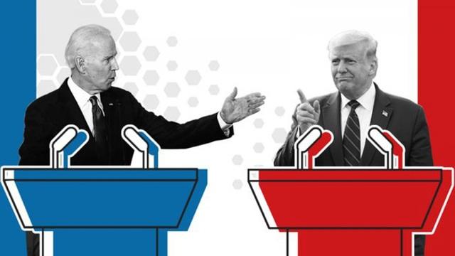 Những điều được chờ đợi trong cuộc tranh luận đầu tiên giữa Trump và Biden - 1
